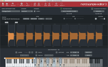 Clavia Nord Wave 2. - Image n°3