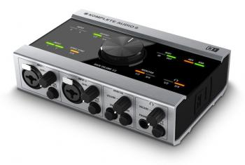 Native Instruments Komplete Audio 6  - Image n°1