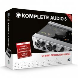 Native Instruments Komplete Audio 6  - Image n°2