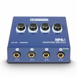 LD Systems HPA4 - Image n°1