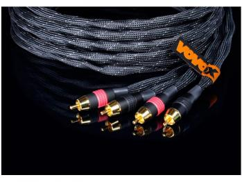 Vovox Link protect A 2X200 RCA/RCA - Image n°1