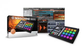 Native Instruments Maschine Mikro MKII - White - Image n°1