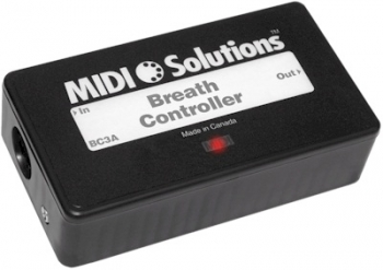 Midi Solutions Breath Controller - Image n°1