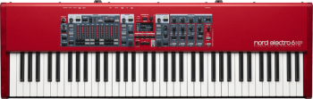 Clavia Nord Electro 6 HP 	 - Image n°1