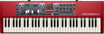 Clavia Nord Electro 6D 61 - Image n°1
