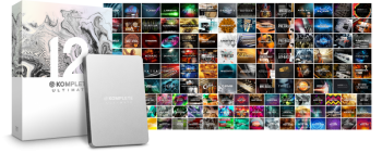 Native Instruments Komplete 12 Ultimate Collector's Edition UPGRADE - Image n°2