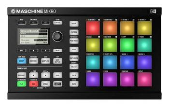 Native Instruments Maschine Mikro MKII - White - Image n°2