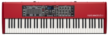 Clavia Nord Electro 5 HP 73 - Image n°1