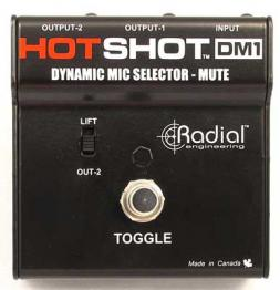 Radial Engineering HotShot DM1  - Image n°1