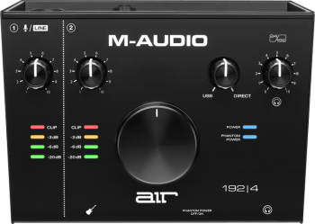 M-Audio AIR192X4 - Image n°1
