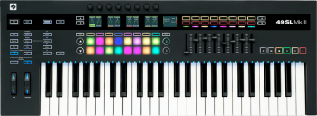 Novation 49 SL MkIII - Image n°1