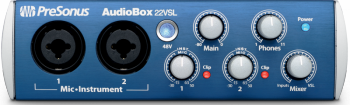 PreSonus AudioBox 22 VSL - Image n°2