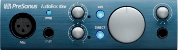 PreSonus AudioBox IONE - Image n°2