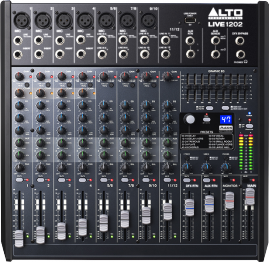 Alto Professional Live 1202 - Image n°1