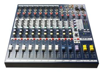 Soundcraft EFX 8 - Image n°1
