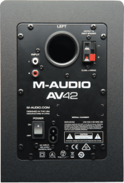 M-Audio AV 42 - Image n°3