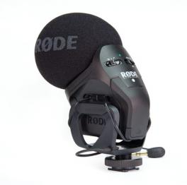 RODE Stereo VideoMic Pro - Image n°1