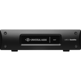 Universal Audio UAD-2 Satellite thunderbolt  Quad Custom - Image n°1