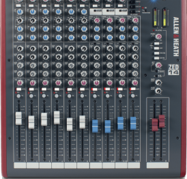 Allen & Heath ZED-14 - Image n°2
